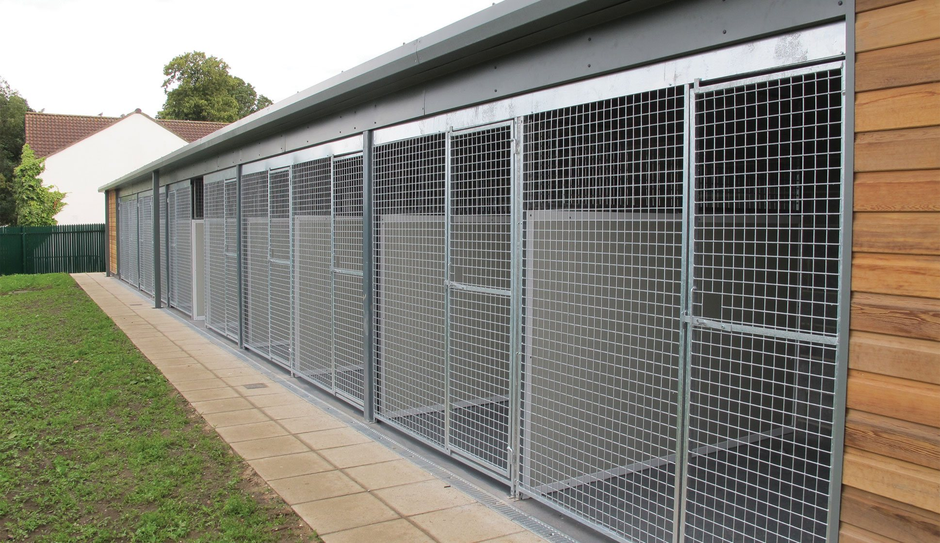 Dog Kennel Cleaning Tips Dog Run Panels