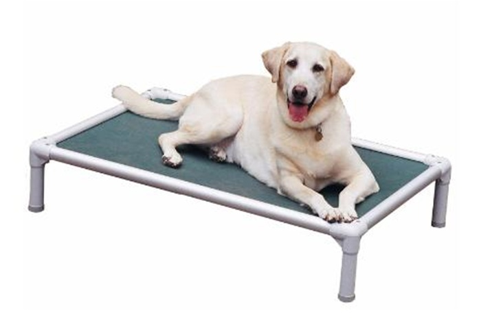 Kuranda Chewproof Raised Dog Beds Dog Run Panels
